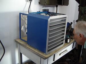 elektrokalorifer