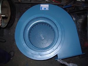 Centrifugalni i aksijalni ventilatori